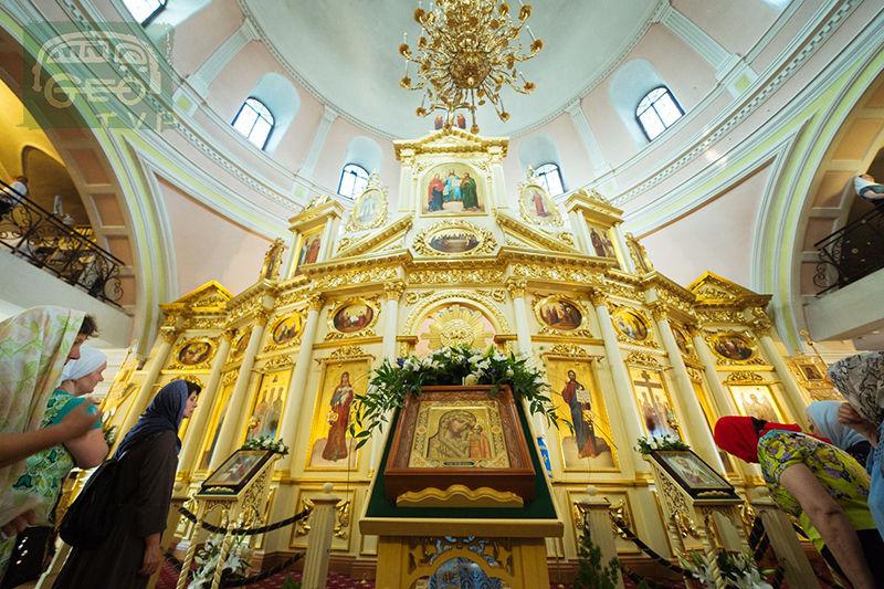 «Казанский Богородицкий монастырь» (Казань)